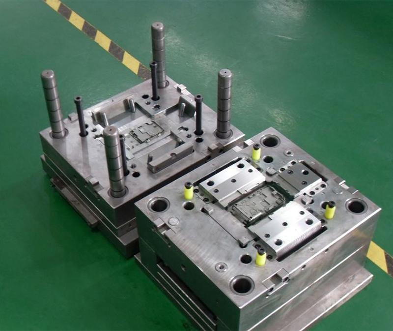 电子模具生产